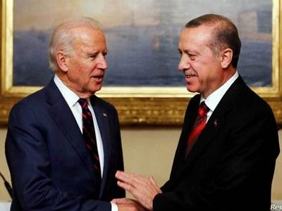 Turkey hopes for 'good start' with Biden