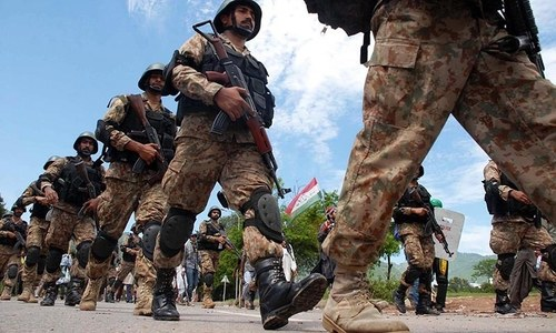 Pakistan Army put on high alert amid threat of Indian attack