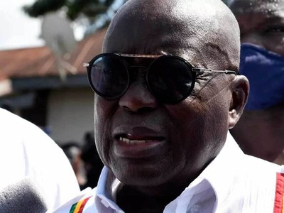 Ghana president Akufo-Addo promises economic boost after election win