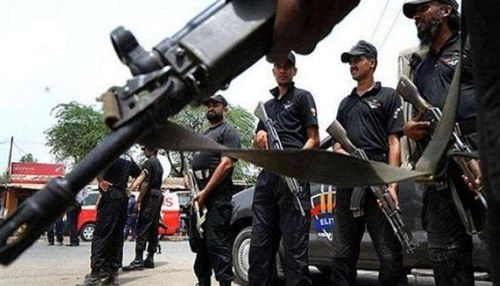 CTD arrests five RAW-linked terrorists from Lahore