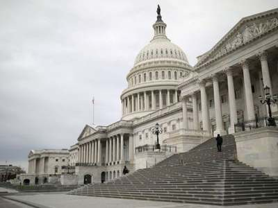 U.S. Senate to vote on spending stopgap as COVID-19 aid debate continues