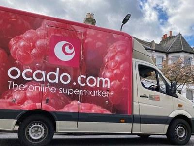 Ocado's sales growth held back by capacity constraints