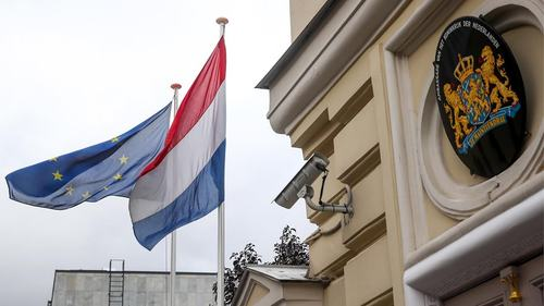 Dutch expel two Russian diplomats for suspected espionage