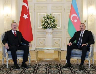 Turkey can open border if Armenia takes steps for peace: Erdogan