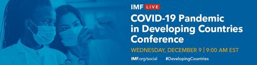COVID-19 Pandemic in Developing Countries Conference