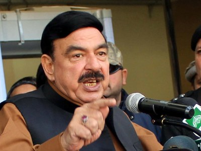 In major cabinet reshuffle, Sheikh Rashid appointed as Federal Minister for Interior
