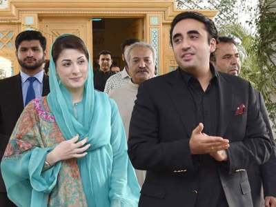 Maryam, Bilawal meet in Lahore ahead of PDM Dec 13 rally