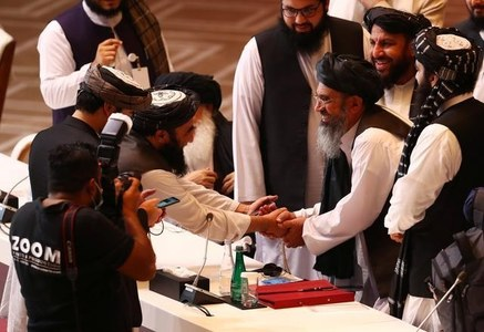 Afghan government and Taliban agree Islamic law to guide peace talks