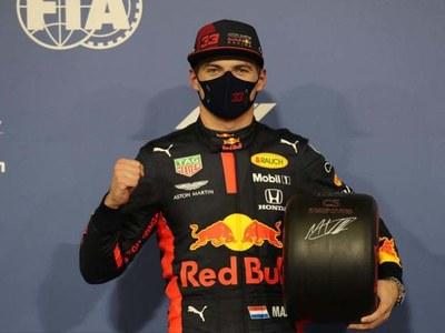 Verstappen snatches final pole of F1 season in Abu Dhabi