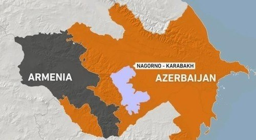 Armenia says six fighters hurt in Karabakh truce violation