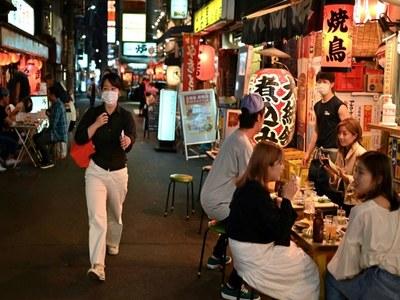 Japan business confidence improves again after virus plunge