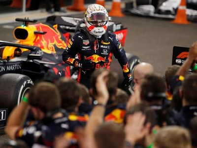 Red Bull look with hope to 2021 after ending Mercedes' Abu Dhabi stranglehold