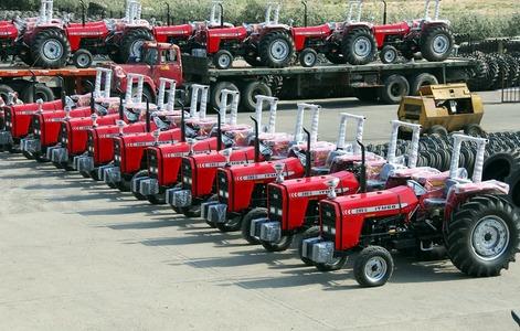 Pakistan's Millat  to export 600 Tractors to Angola