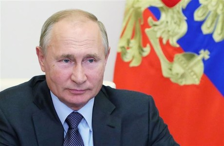 Putin congratulates Joe Biden on U.S. election victory - Kremlin