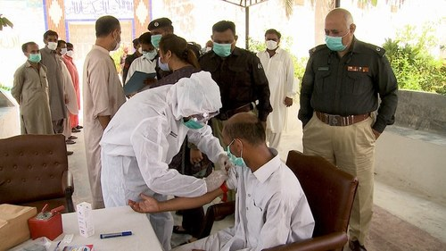Rise in infections: Hyderabad records highest COVID-19 positivity rate with 22.45 percent