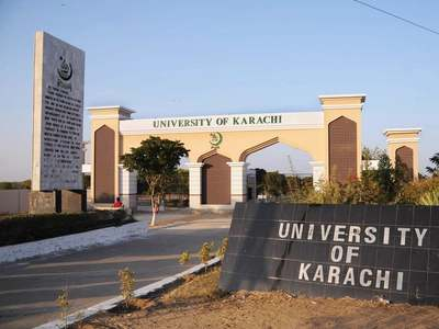 Three including Rangers official injured in Karachi University cracker attack