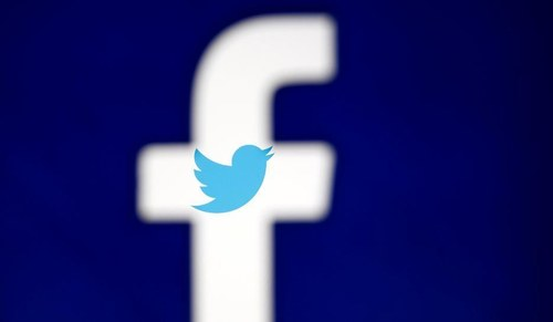 Facebook, Twitter face British fines if fail on harmful content