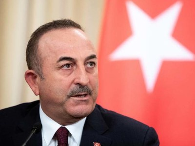 Turkey says Cavusoglu discussed U.S. sanctions with Pompeo in call