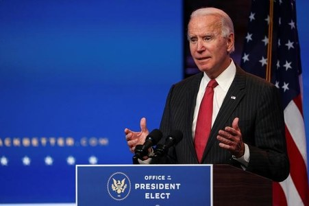 Biden to be sworn into office in largely virtual event as COVID-19 rages