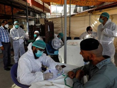 Over 41 percent health workers faced verbal, physical assault while battling COVID-19 in Pakistan: Study