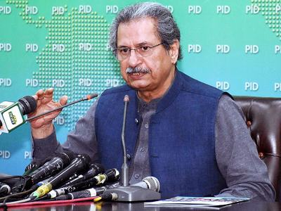 Right decision to close educational institutions amid spike in COVID-19: Shafqat Mahmood