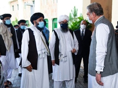 Pakistan desires reduction of violence in Afghanistan to bolster hope for peace pact: Qureshi