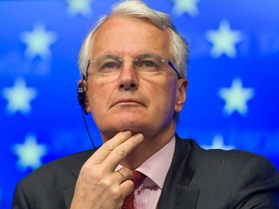 Barnier says Brexit talks progress but UK less optimistic