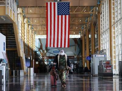 U.S. airlines closing in on new government assistance package