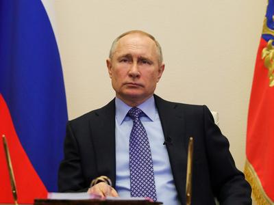 Putin says he hopes Biden will improve Russia-U.S. ties