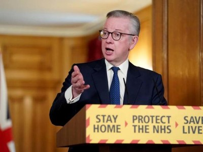Chance of agreeing EU trade deal 'less than 50pc': UK's Gove