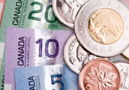Canadian dollar advances as investors bet on U.S. stimulus