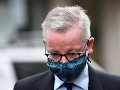 UK parliament will need time to approve any trade deal, says Gove