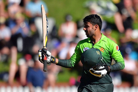 Pakistan win toss and bat in first New Zealand T20