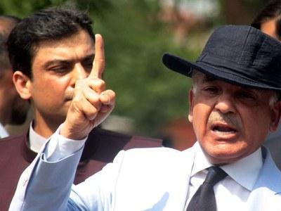 Money laundering case: FIA to investigate Shehbaz, Hamza in prison