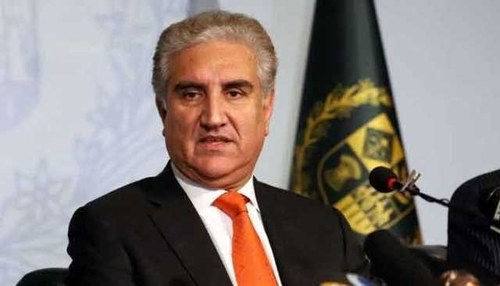 India planning surgical strike on Pakistan, warns Qureshi in UAE presser