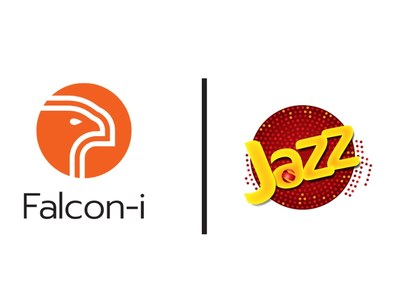 Falcon-i partners with Jazz to improve tracking and fleet management