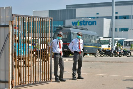 Apple says no new business for supplier Wistron after India plant violence
