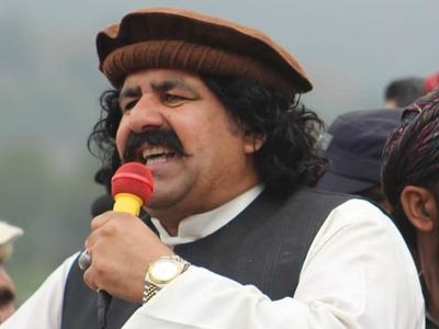 Hate speech case: Karachi court sends MNA Ali Wazir on physical remand till Dec 30