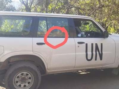 UN confirms attack on its vehicle near Rawalakot, says investigating incident