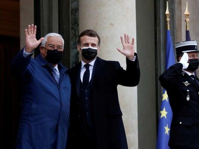 French President Macron's condition is 'stable', presidency says