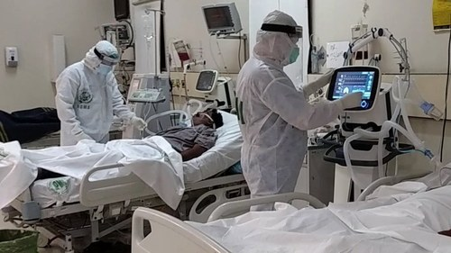 COVID-19 pandemic: Pakistan records 80 deaths, 2,615 new infections in 24 hours