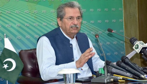 Formal education policy on the cards, says Shafqat