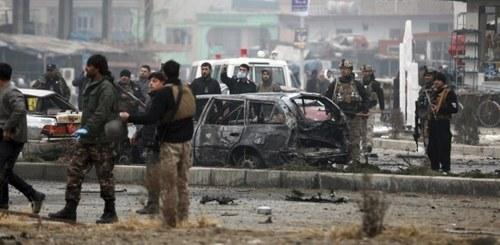 Nine dead as Kabul car bombing targets Afghan lawmaker