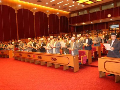 Nepal dissolves parliament after government infighting