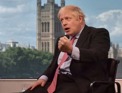 UK PM Johnson to chair emergency response meeting on COVID travel, freight