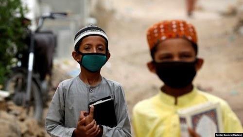 KP govt closes all educational activities at madrassahs