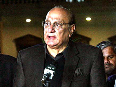 Raja Basharat asks Opp parties to submit resignations without delay