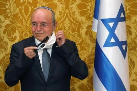Israeli envoys fly to Morocco, aim to fortify U.S.-brokered ties