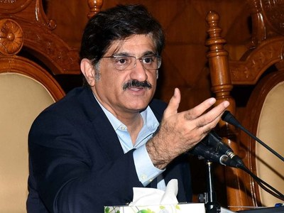 CM directs police to start snap checking, patrolling to improve law & order in Sindh