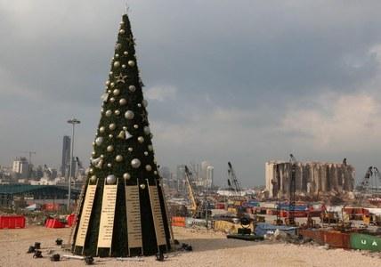 'Glimmer of hope': Beirut seeks Christmas cheer after devastating year